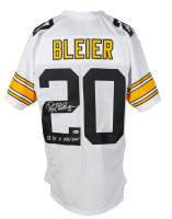"Rocky Bleier Signed Jersey Inscribed ""SB IX X XIII XIV"" (Beckett COA) at PristineAuction.com"