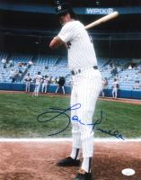 Lou Piniella Signed Yankees 11x14 Photo (JSA COA) at PristineAuction.com