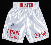 "James ""Buster"" Douglas Signed Boxing Shorts (PSA COA) at PristineAuction.com"