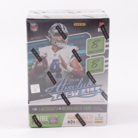 2020 Panini Absolute Football Blaster Box with (8) Packs (See Description) at PristineAuction.com