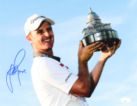 Justin Rose Signed 11x14 Photo (JSA COA) at PristineAuction.com
