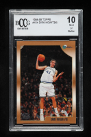 Dirk Nowitzki 1998-99 Topps #154 RC (BCCG 10) at PristineAuction.com