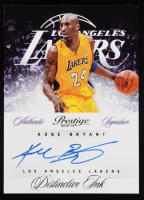 Kobe Bryant 2012-13 Prestige Distinctive Ink #2 at PristineAuction.com