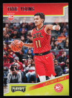 Trae Young 2018-19 Panini Chronicles #175 Playoff at PristineAuction.com
