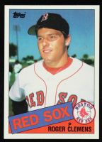 Roger Clemens 1985 Topps #181 RC at PristineAuction.com