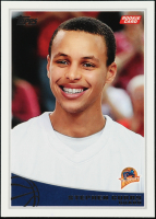 Stephen Curry 2009-10 Topps #321 RC at PristineAuction.com