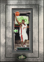 LeBron James 2003-04 Topps Rookie Matrix Rookie Frames #111 at PristineAuction.com