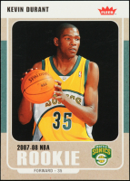 Kevin Durant 2007-08 Fleer #212 RC at PristineAuction.com