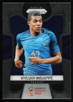 Kylian Mbappe 2018 Panini Prizm World Cup #80 at PristineAuction.com