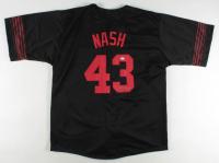 Kevin Nash Signed Jersey (PSA Hologram) at PristineAuction.com