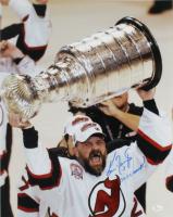 """Ken Daneyko Signed Devils 16x20 Photo Inscribed """"3x SC Champs!"""" (JSA COA) at PristineAuction.com"""