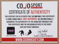 Paul Coffey Signed Oilers 15.5x19.5 Custom Framed Photo Display (COJO COA) at PristineAuction.com