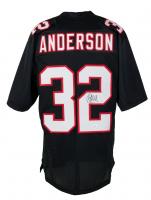 Jamal Anderson Signed Jersey (JSA COA) at PristineAuction.com