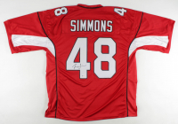 Isaiah Simmons Signed Jersey (Beckett COA) at PristineAuction.com