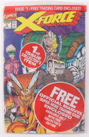 "Vintage 1991 ""X-Force"" Vol. 1 Issue #1 Marvel Comic Book at PristineAuction.com"