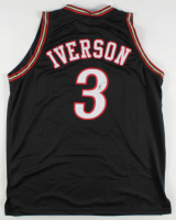 Allen Iverson Signed Jersey (JSA COA) at PristineAuction.com