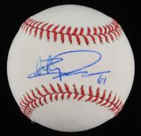 Chan Ho Park Signed OML Baseball (JSA COA) at PristineAuction.com