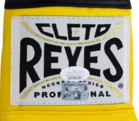 Mike Tyson Signed Cleto Reyes Boxing Glove (JSA COA & Tyson Hologram) at PristineAuction.com