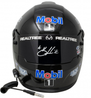Kevin Harvick Signed NASCAR Mobil 1 Full-Size Helmet (Pristine Authentic COA & Beckett COA) at PristineAuction.com