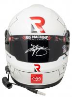 Kyle Busch Signed NASCAR Rowdy Energy Full-Size Helmet (Beckett COA & PA COA) at PristineAuction.com