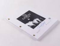 "Linda Blair Signed ""The Exorcist"" Full Script (Legends COA) at PristineAuction.com"
