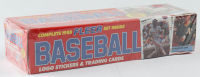 1988 Fleer Unopened Complete Set of (660) Baseball Cards at PristineAuction.com