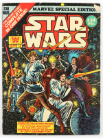 """Vintage 1977 """"Star Wars"""" Vol. 1 Issue #3 Marvel Special Edition Comic Book (See Description) at PristineAuction.com"""