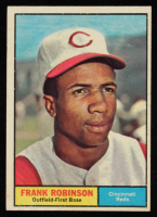 Frank Robinson 1961 Topps #360 at PristineAuction.com