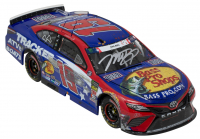 Martin Truex Jr. Signed 2019 NASCAR #19 Bass Pro Shops Patriotic 1:24 Premium Action Diecast Car (PA Hologram & Beckett COA) at PristineAuction.com