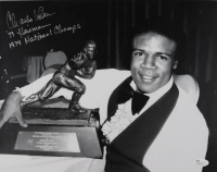 """Charles White Signed USC Trojans 11x14 Photo Inscribed """"'79 Heisman"""" & """"1979 National Champs"""" (JSA COA) at PristineAuction.com"""