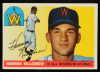 Harmon Killebrew 1955 Topps #124 RC at PristineAuction.com