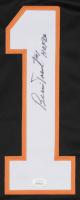 """Bernie Parent Signed Jersey Inscribed """"HOF 84"""" (JSA COA) at PristineAuction.com"""