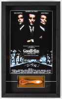 "Henry Hill Signed ""Goodfellas"" 14.5x23.5 Custom Framed Shadowbox Display (JSA COA) at PristineAuction.com"
