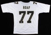 """Willie Roaf Signed Jersey Inscribed """"HOF 2012"""" (JSA COA) at PristineAuction.com"""