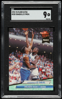 Shaquille O'Neal 1992-93 Ultra #328 RC (SGC 9) at PristineAuction.com