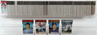 Complete Set of (792) 1986 Topps Baseball Cards with #100 Nolan Ryan, #661 Roger Clemens, #329 Kirby Puckett, #180 Don Mattingly at PristineAuction.com