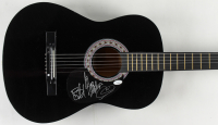 """Creed 38"""" Acoustic Guitar Band-Signed by (4) with Brian Marshall, Scott Phillips, Scott Stapp & Mark Tremonti (Beckett COA) at PristineAuction.com"""