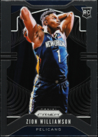 Zion Williamson 2019-20 Panini Prizm #248 RC at PristineAuction.com