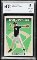 Derek Jeter 1993 Topps #98 RC (BCCG 10) at PristineAuction.com