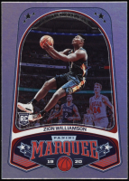 Zion Williamson 2019-20 Panini Chronicles #244 Marquee at PristineAuction.com