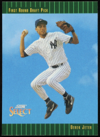 Derek Jeter 1993 Select #360 RC at PristineAuction.com
