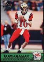 Tom Brady 2000 Pacific #403 RC at PristineAuction.com