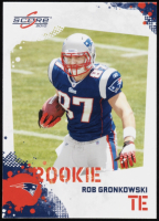 Rob Gronkowski 2010 Score #383 RC at PristineAuction.com