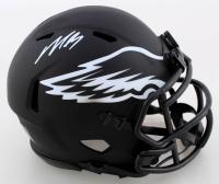 Michael Vick Signed Eagles Eclipse Alternate Speed Mini Helmet (JSA COA) at PristineAuction.com