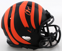 Chad Johnson Signed Bengals Eclipse Alternate Speed Mini Helmet (Beckett COA) at PristineAuction.com