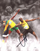 Usain Bolt Signed 8x10 Photo (JSA COA) at PristineAuction.com