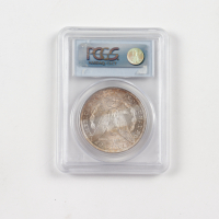 1879-S Morgan Silver Dollar (PCGS MS64) (Toned) at PristineAuction.com