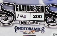 Muhammad Ali Signed LE 12x36 Photo (Online Authentics Hologram) at PristineAuction.com