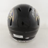 Mark Andrews Signed Ravens Full-Size Speed Helmet (Beckett COA) at PristineAuction.com