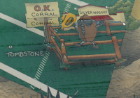 "Charles Fazzino ""Spike's Game Ball Road Trip"" 29x37 Custom Framed Commemorative Pop Art Display (PA LOA) (See Description) at PristineAuction.com"
